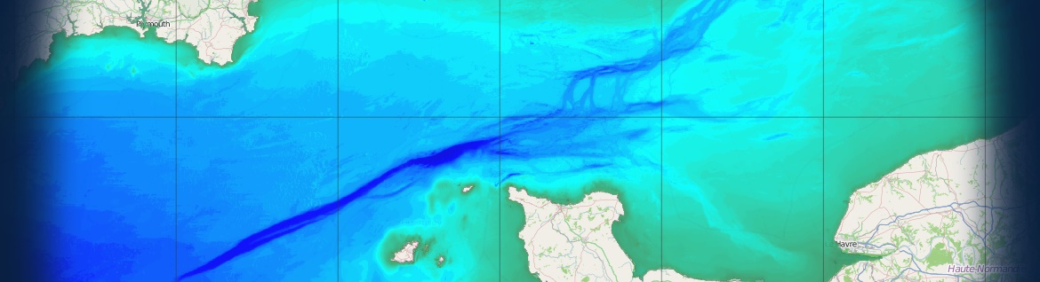 Intelligent Marine and Coastal Mapping Data